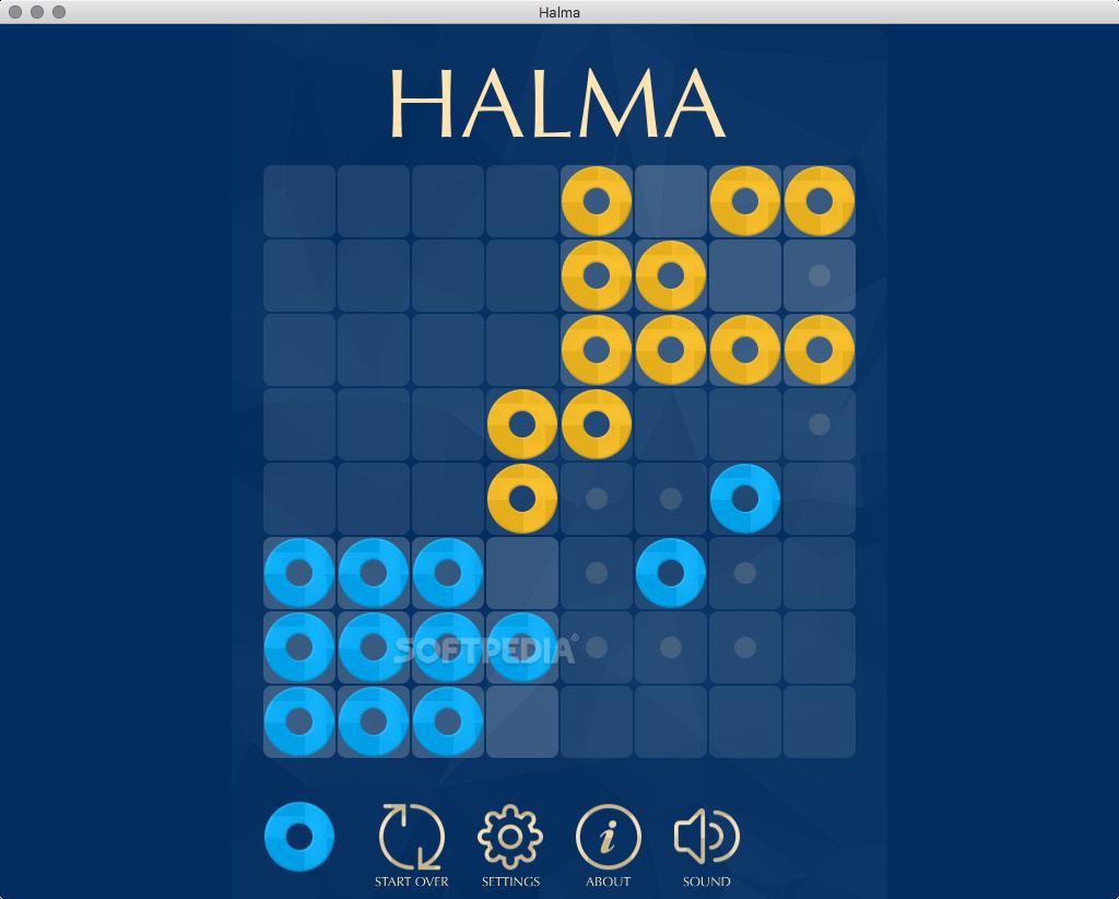 Halma Mac 2.0 - Download