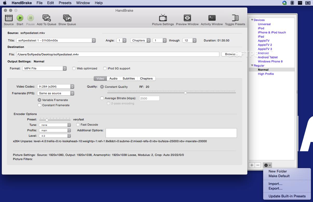 download libdvdcss for handbrake mac