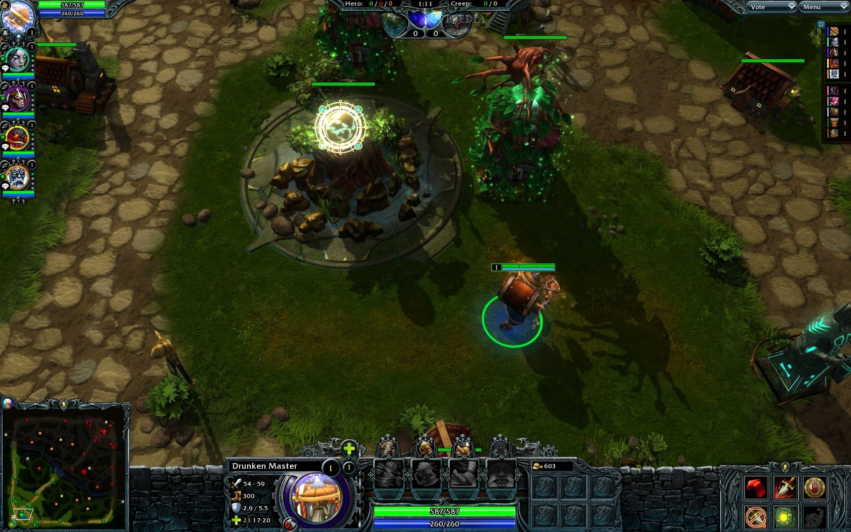 Heroes Of Newerth Download Mac