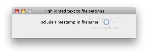 Save Text To File screenshot 2