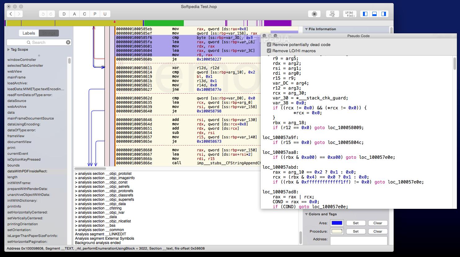 download hopper disassembler
