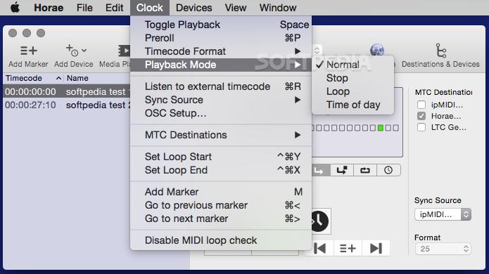 Horae Mac 1 3 8 - Download