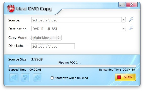 Ideal DVD Copy screenshot 6