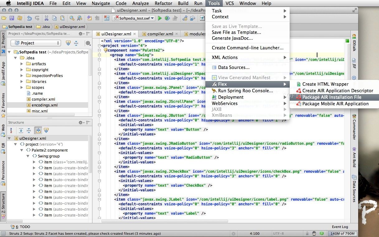 IntelliJ IDEA screenshot 13