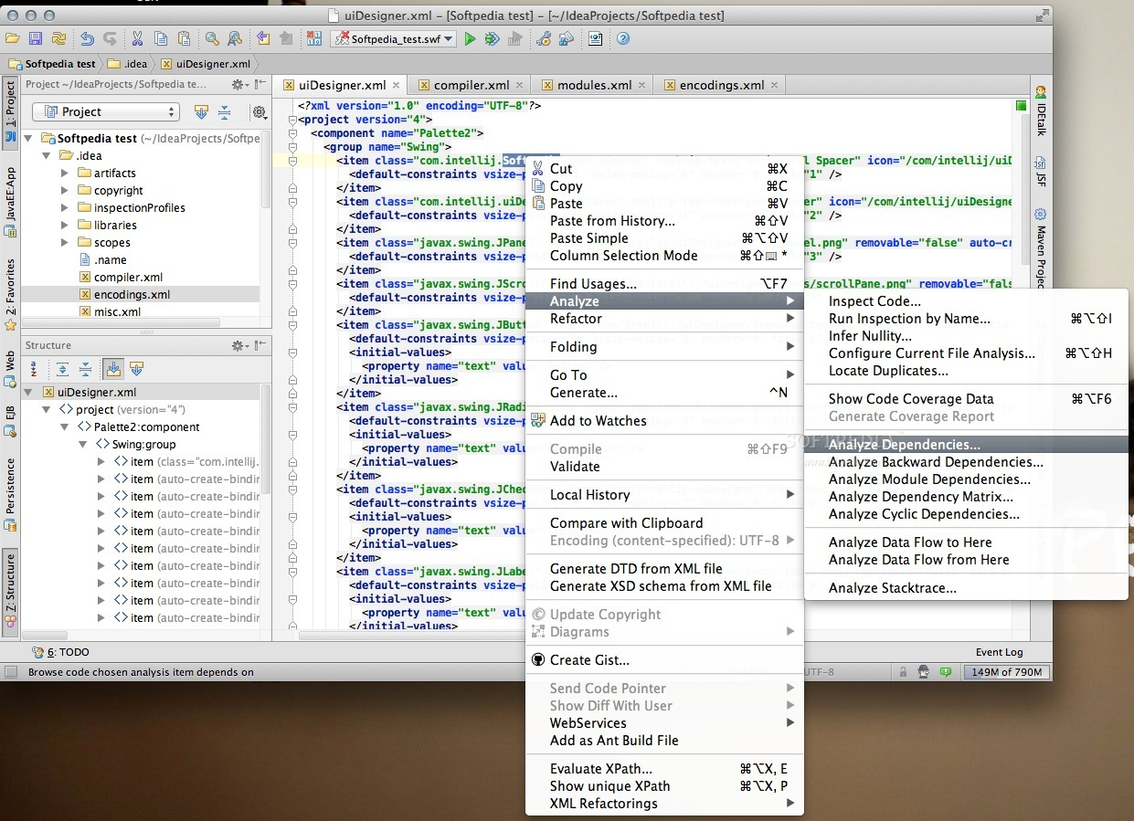 IntelliJ IDEA screenshot 6