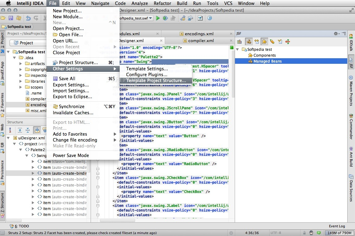 IntelliJ IDEA screenshot 7