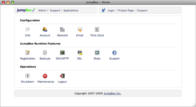 JumpBox for PostgreSQL screenshot 4