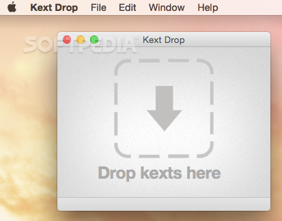 Kext Drop Mac 1 1 - Download