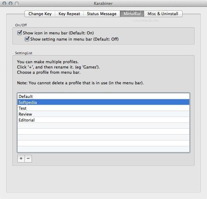 Karabiner Mac 12 5 0 - Download