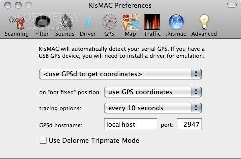 kismac download
