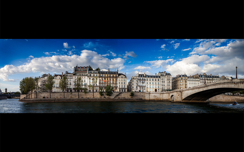 Learn How to Shoot and Make Panoramas Photoshop CS6 Edition screenshot 2