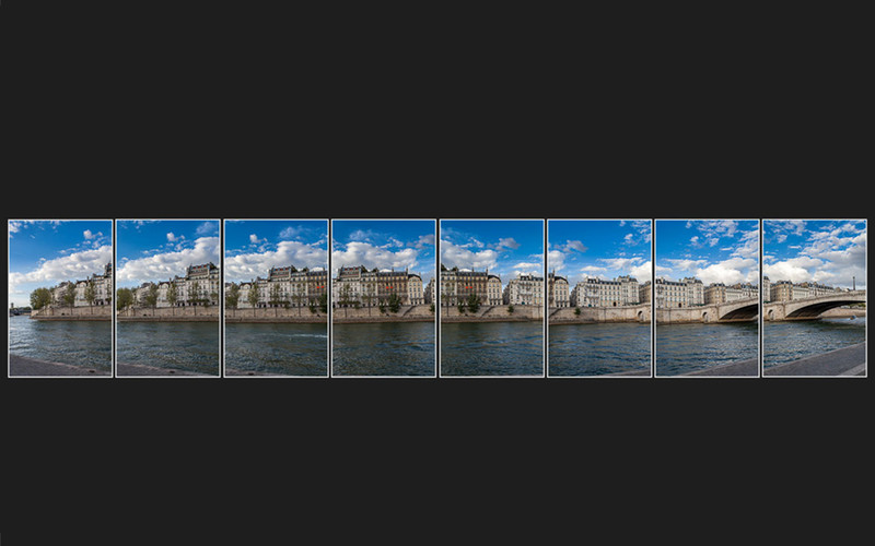 Learn How to Shoot and Make Panoramas Photoshop CS6 Edition screenshot 4