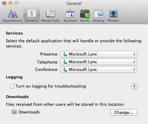 Lync for Mac 14 4 3 Build 170308 - Download