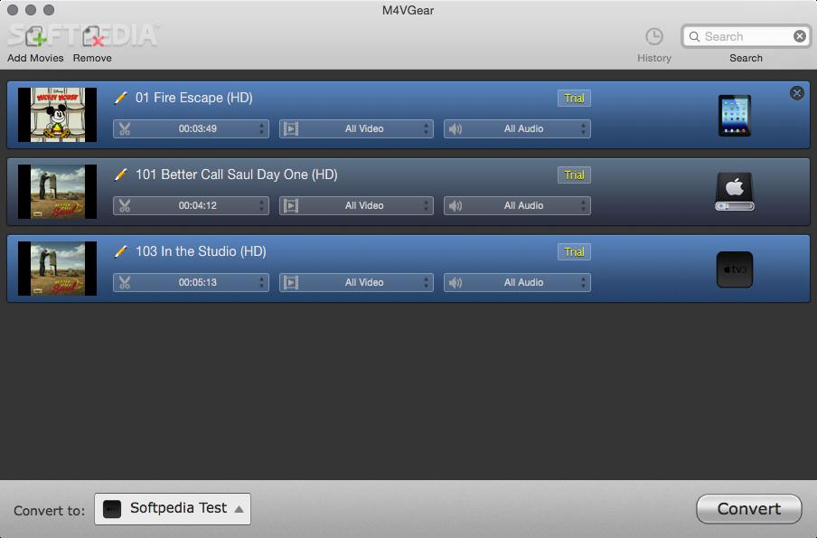 M4VGear Mac 4 3 8 - Download