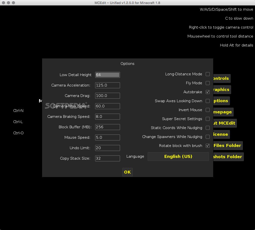 MCEdit-Unified Mac 1 5 6 0 - Download