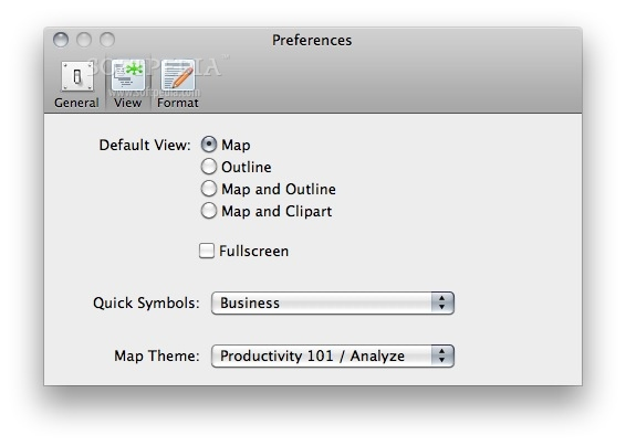 ConceptDraw MINDMAP Professional screenshot 14