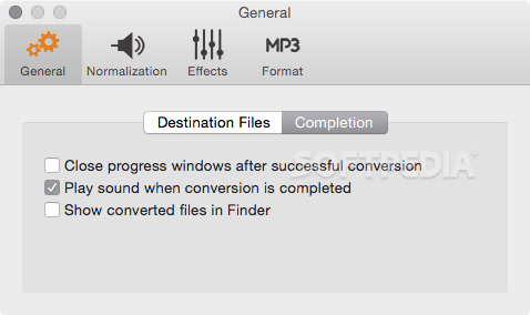 MP3 Normalizer Mac 1 0 14 Build 902 - Download