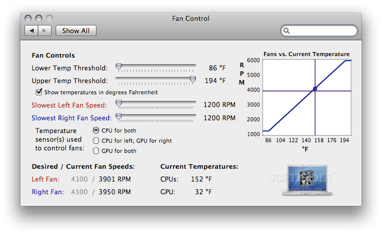 Extended MacBook/MacBook Pro Fan Control 1 2 - Download