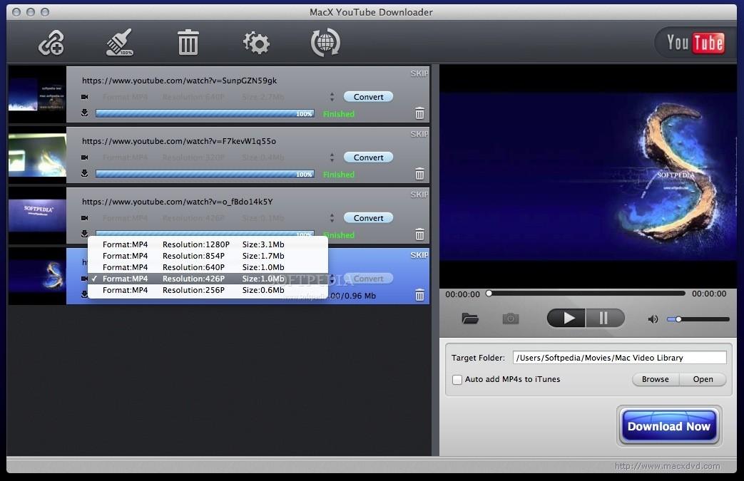 MacX YouTube Downloader 5 1 1 - Download