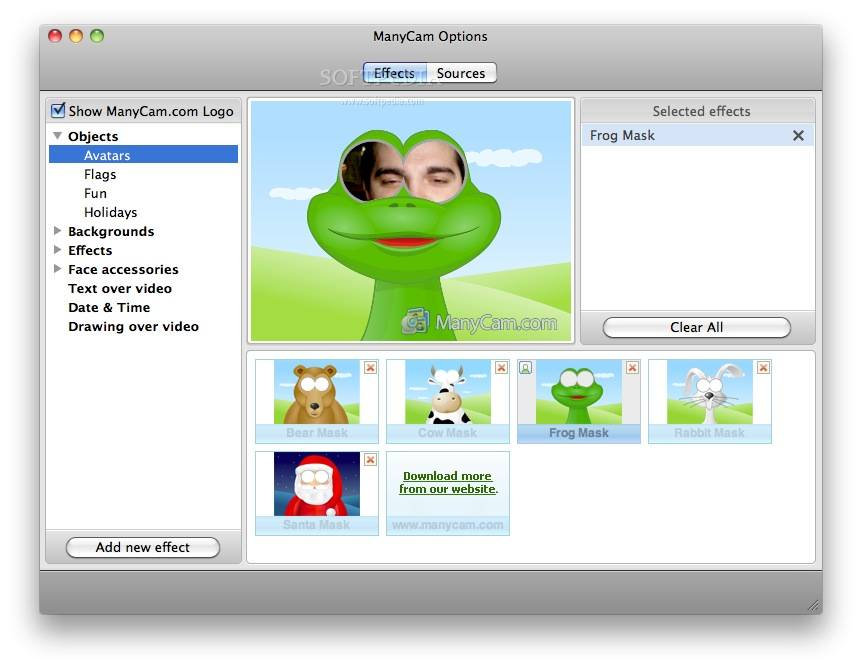 ManyCam Mac 6 7 0 4 - Download