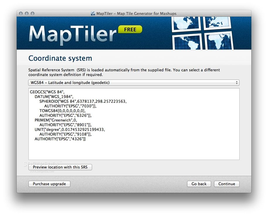 MapTiler Mac 10 0 - Download