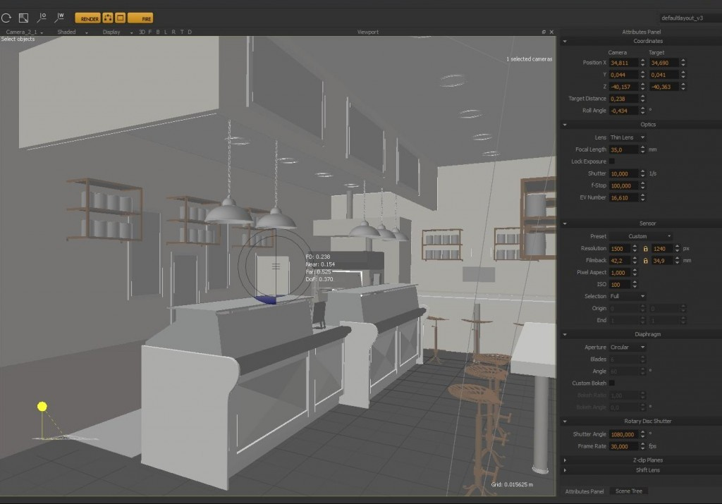 Maxwell Render Suite V4 (STUDIO/SKETCHUP/FORMZ/RHINO for Mac)