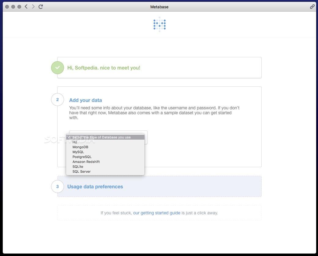Metabase Mac 0 33 2 - Download