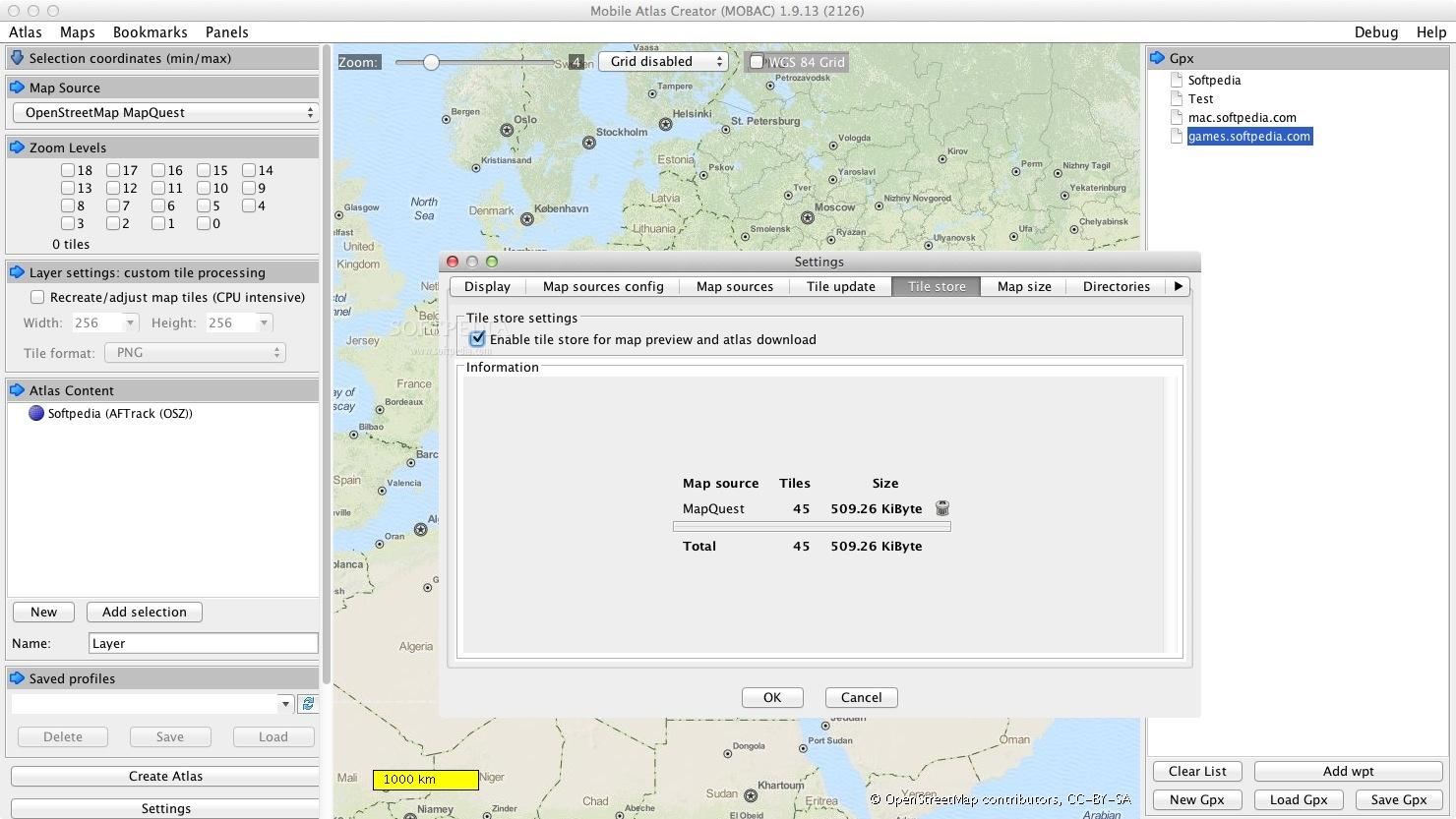 Mobile Atlas Creator Mac 1 9 16 / 2 0 0 Beta 1 - Download