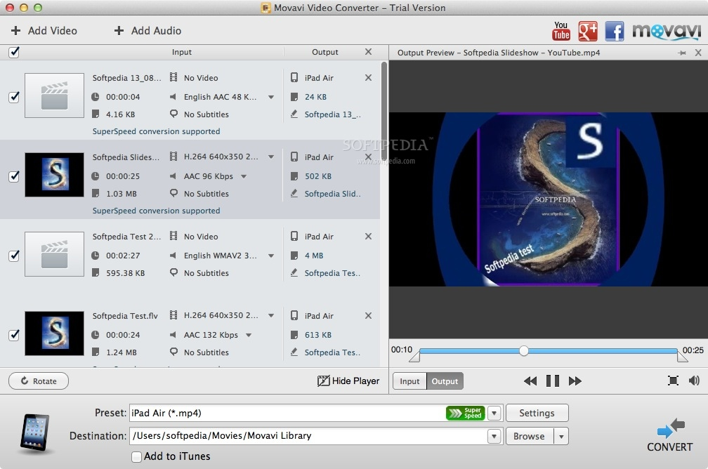 Check our website and get your Movavi video Movavi Video Converter 11.