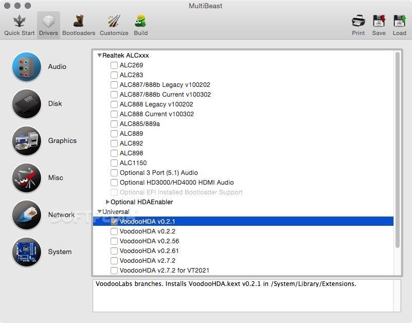 MultiBeast Mac 11 2 1 - Download