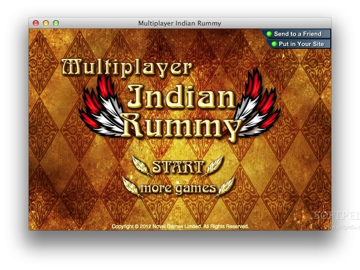 Multiplayer Indian Rummy screenshot 3