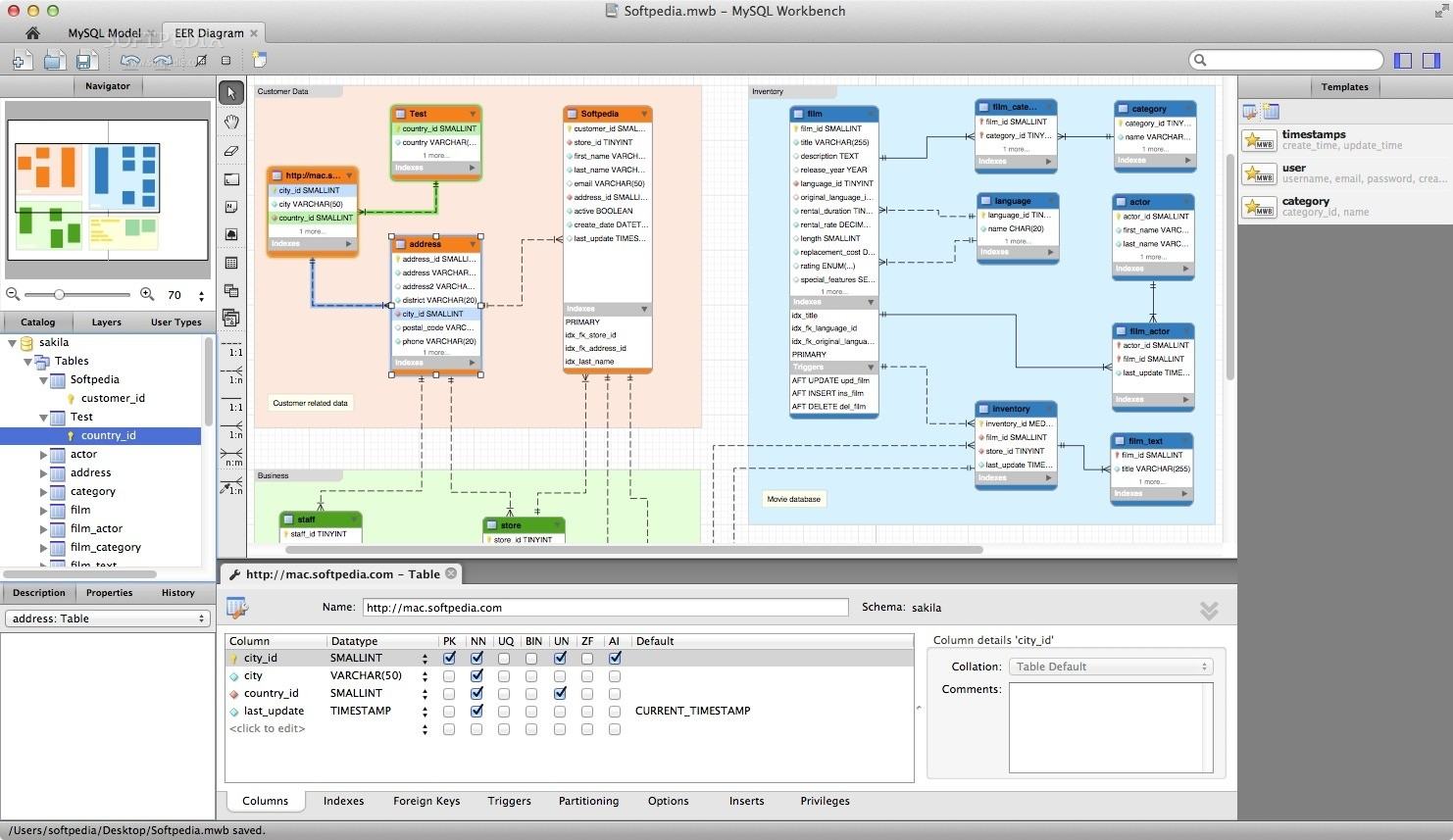 MySQL Workbench Mac 8 0 17 - Download