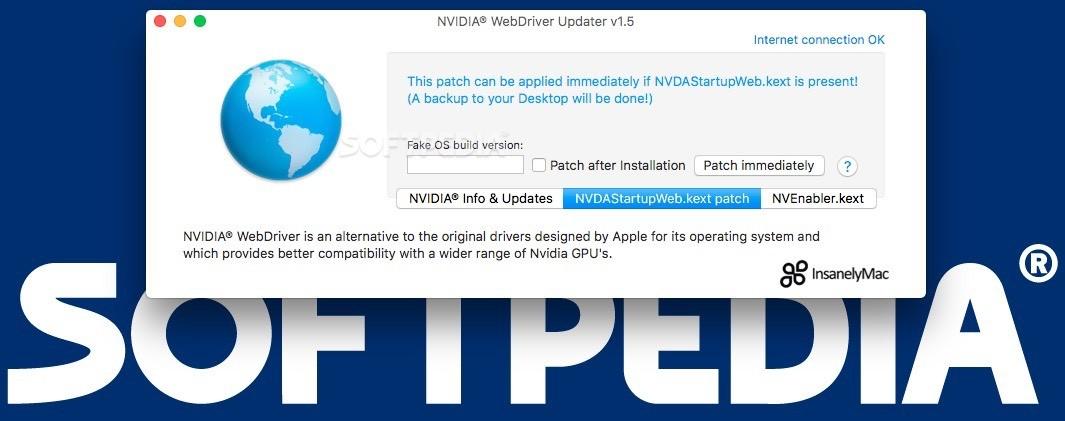 Nvidia web driver for macos high sierra