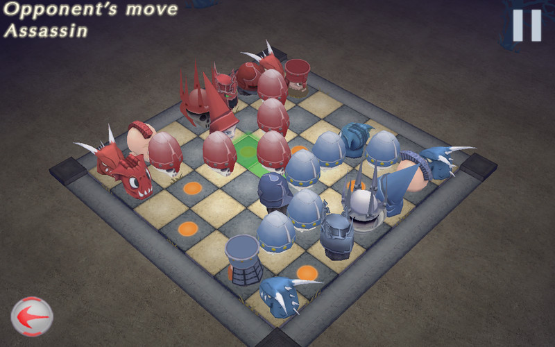 NightChess Online screenshot 1