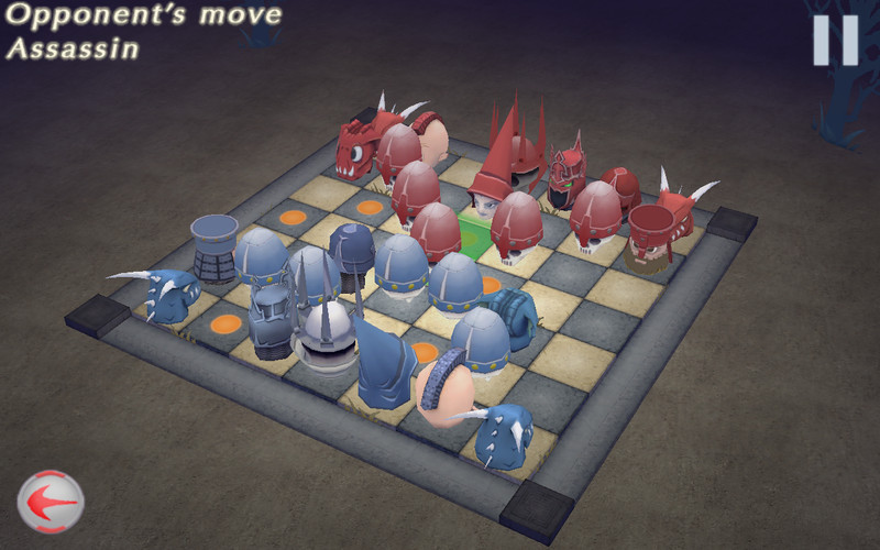 NightChess Online screenshot 3