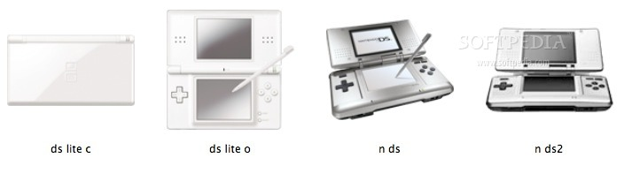 download nintendo ds lite and ds icons mac. Black Bedroom Furniture Sets. Home Design Ideas