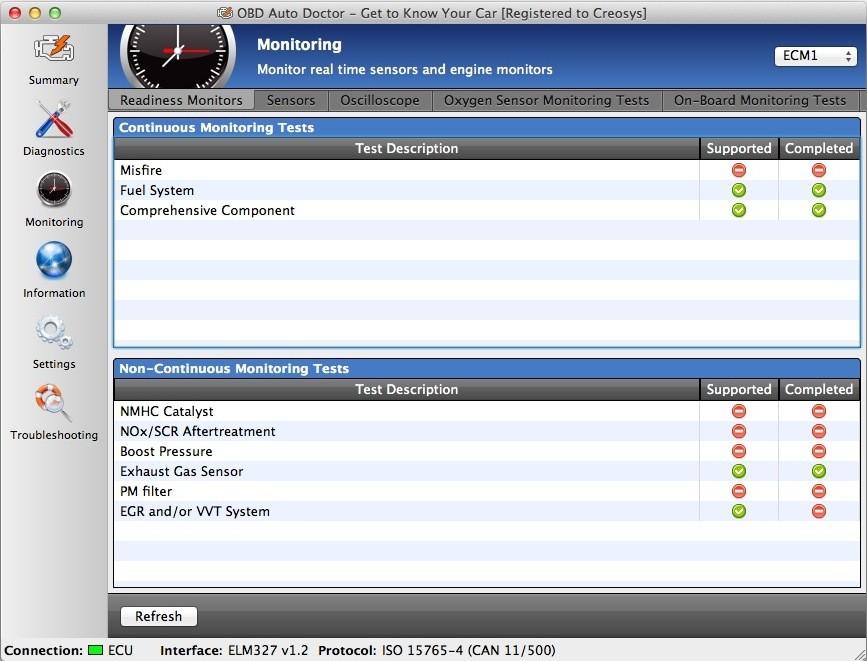 OBD Auto Doctor Mac 3 6 0 - Download