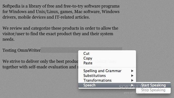 Ommwriter Mac 1 57 - Download