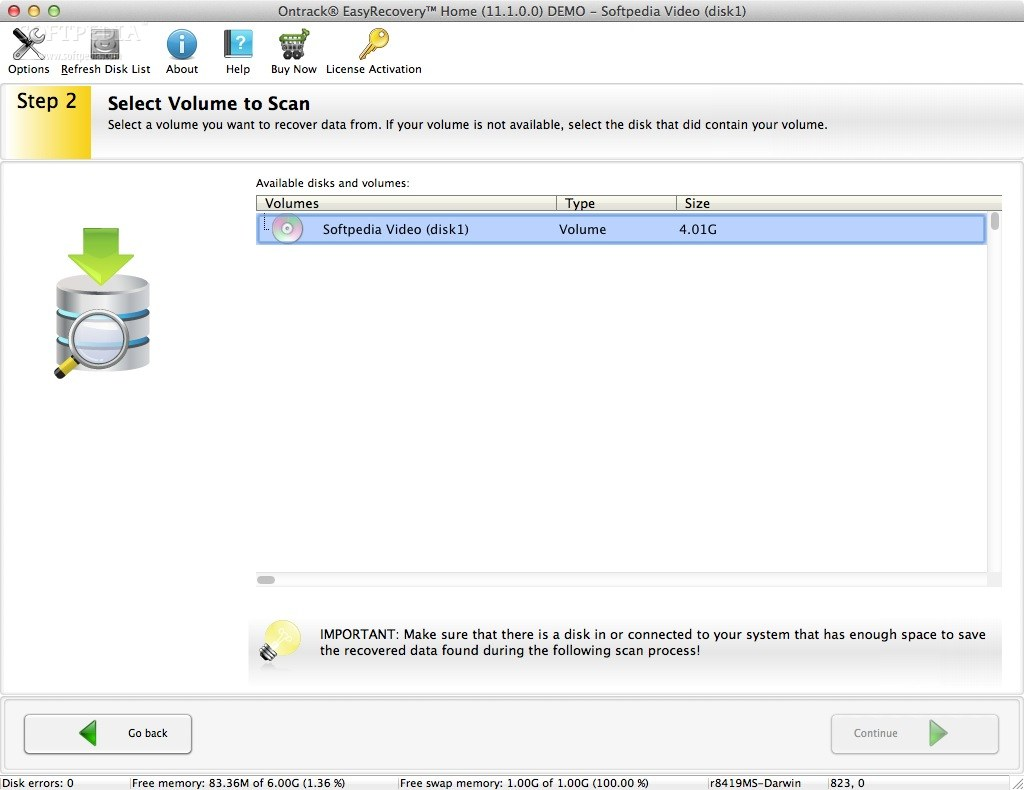 Ontrack EasyRecovery Professional 13.0.0.0