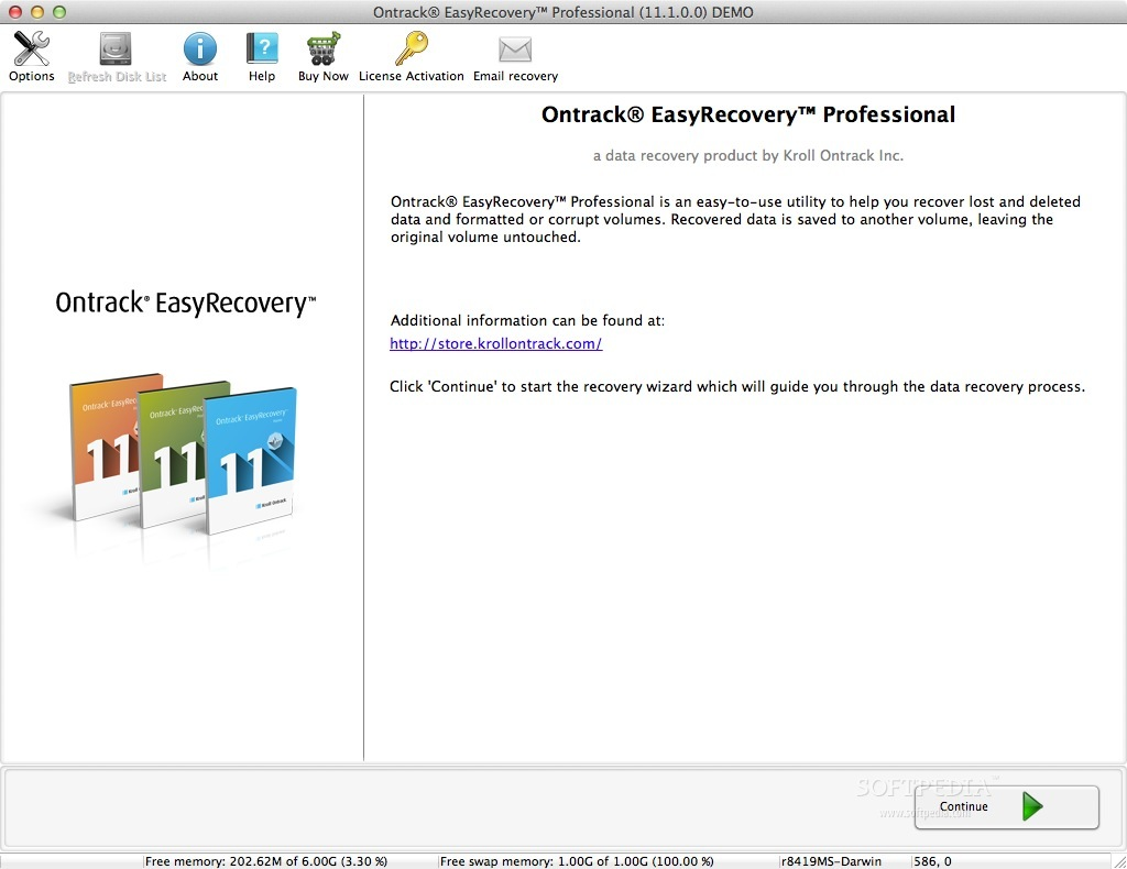 Ontrack Easyrecovery Professional crack exe search, download with torrent f