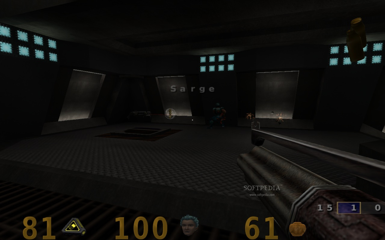OpenArena screenshot 14