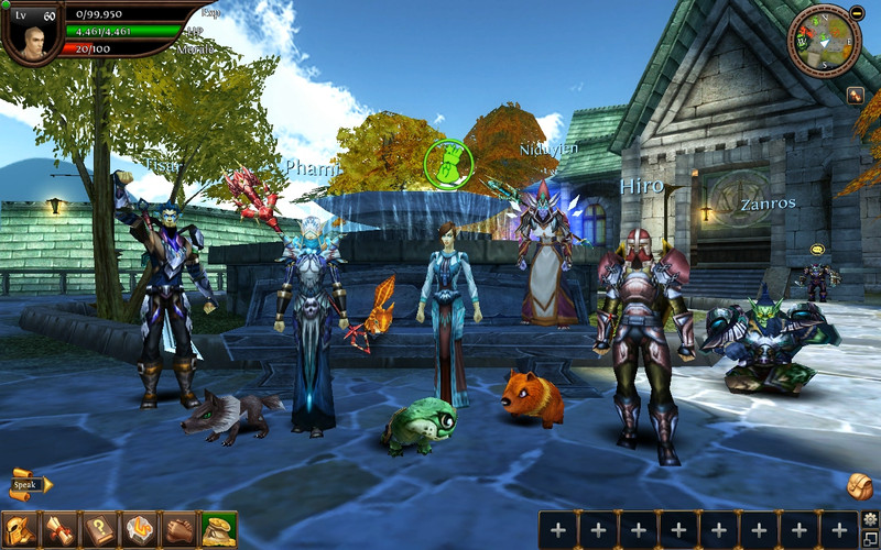 Download Order & Chaos Online Mac 1.0