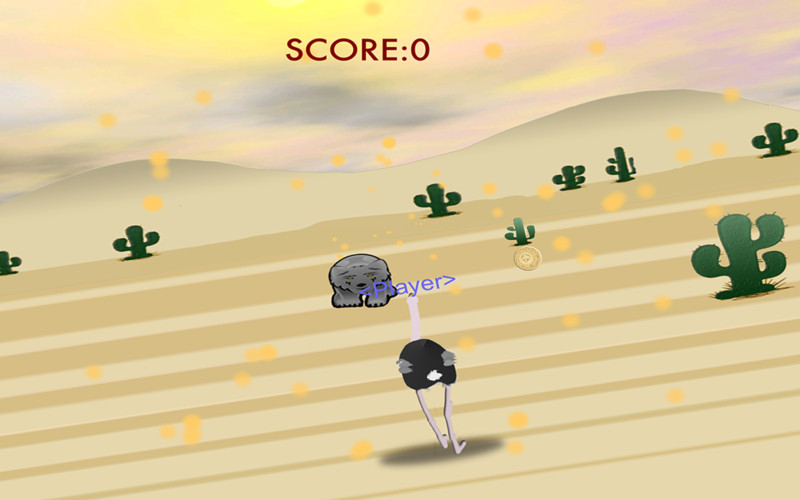 Ostrich Run screenshot 3