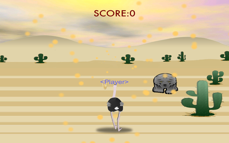 Ostrich Run screenshot 5
