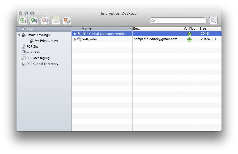 Symantec Encryption Desktop Mac 10 4 2 - Download
