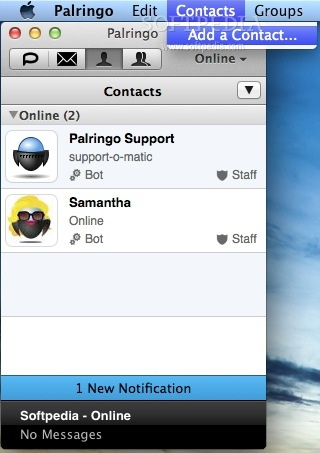Palringo screenshot 4