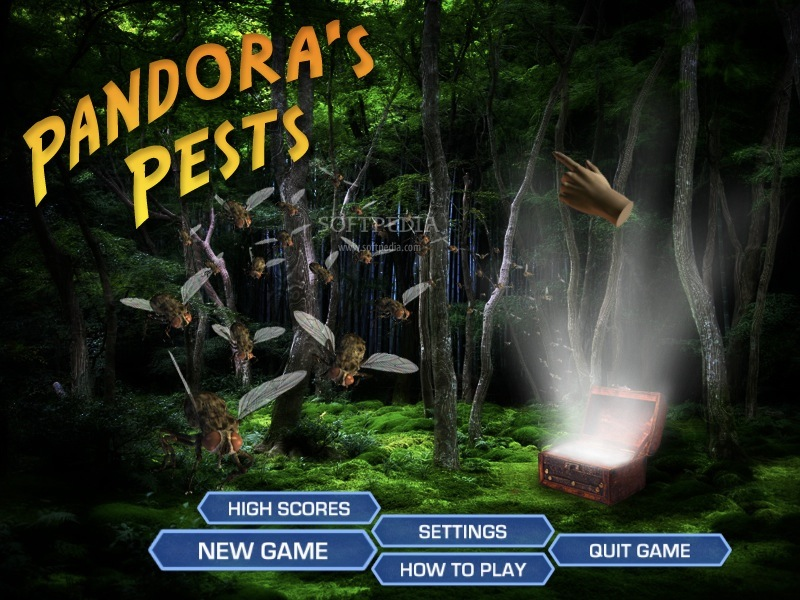 Pandora's Pests screenshot 5