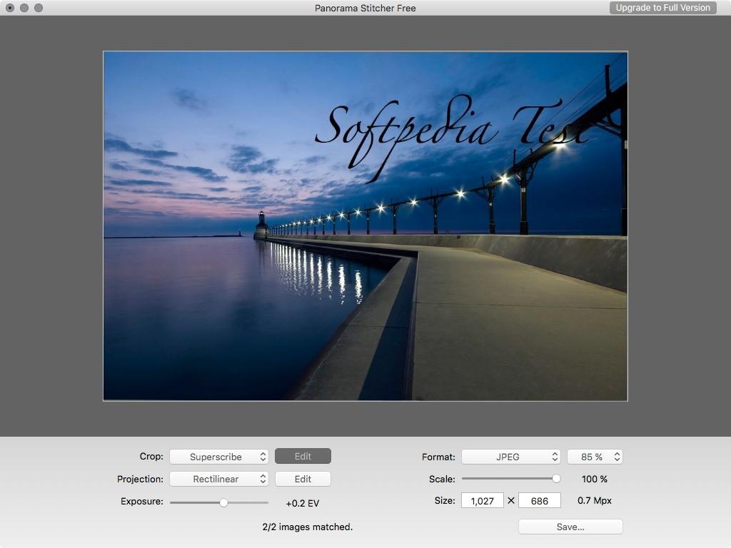 Panorama Stitcher Mac 1 10 - Download