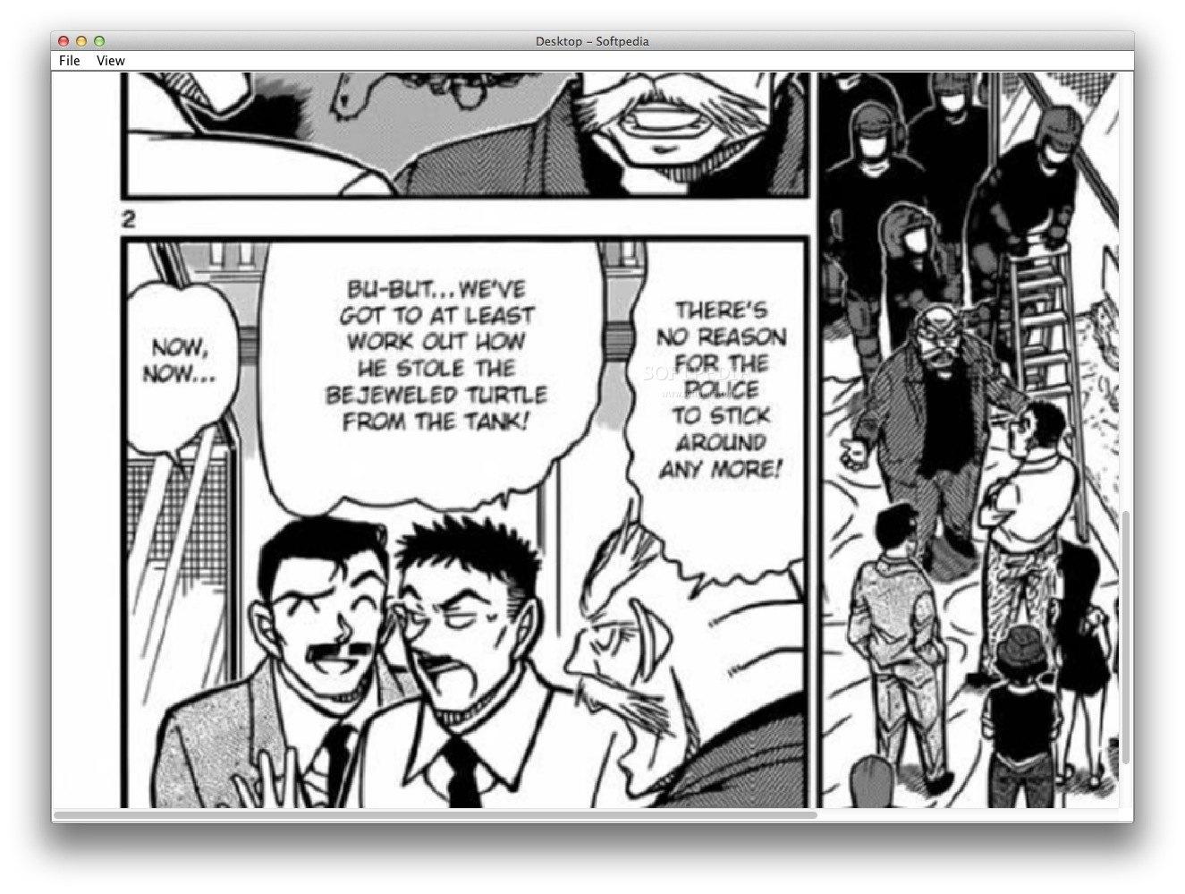 Manga Reader Mac 0.2 Beta - Download