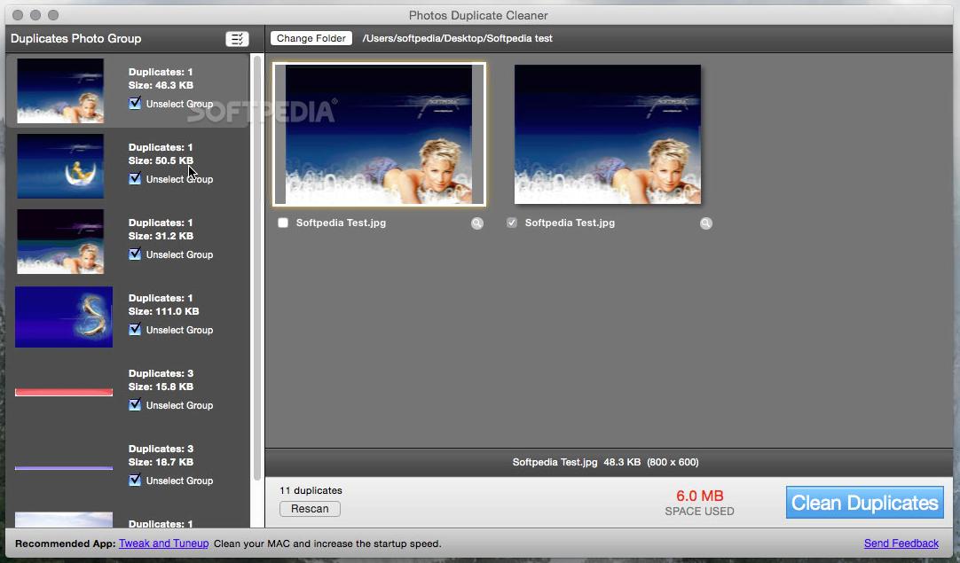 Duplicate Photos Fixer Pro Mac 3.3 - Download